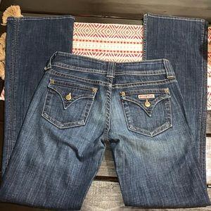 Hudson boot cut size 28